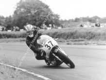 Yamaha 250cc Phil Read.  Snetterton 1967.Photo